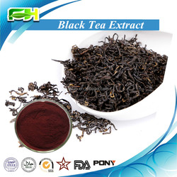 20%-60% Theaflavin Black Tea Extract