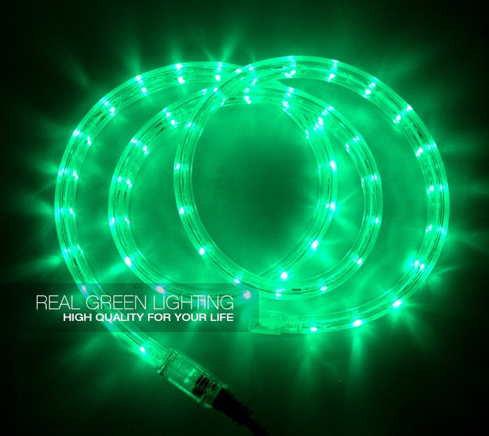 green led rope light buy green led rope light thin led rope light