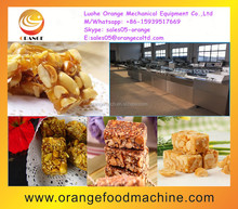 automatic peanut candy machine/peanut candy making machine