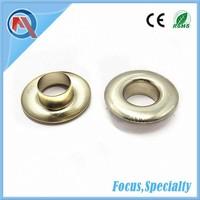 27mm Gold Metal Eyelet Curtain Rings