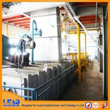 CE ISO 50-1000 t/d cooking oil solvent extraction plant price used in oil extraction plant