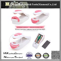 Hot sale essential household product mini plastic food bag sealer