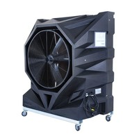 Dry cleaner Portable evaporative air cooler