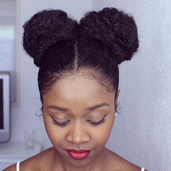 2017 Nouveau Produit Chaud Noir Fiber De Cheveux Accessoire Afro Chignon