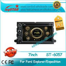 estrella lsq para ford explorer dvd para el coche de radio con 3g