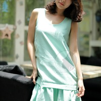 New design Wholesale Hepburn wind Korean Dresses New Fashion Lady Dress
