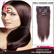 best hair extensions clip in human hair,remy hair entensions top quality