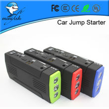 Excellent Quality Portable Car Battery Jump Starter 12000mAh 12V Charger Kit With LED Light