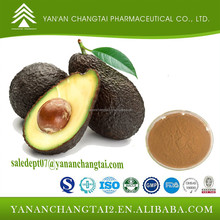 GMP Factory supply High quality Brown powder Avocado Fruit extract