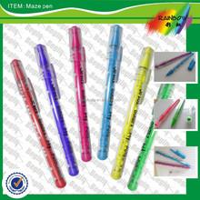 maze ball pen& Promotional Maza Ball Pen CH-6102--maza ball pen