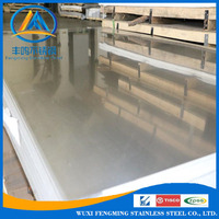 China distributor of prime quality 410 430 409 201 304 stainless steel sheet