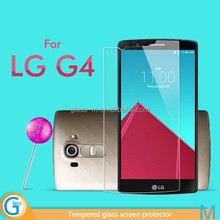 Screen Saver Tempered Glass Protective Film for LG G4