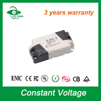 supply SAA CE led power supply high quality 15w dimmable led power ,12v constant voltage