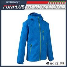 New custom design casual outdoor wear mens waterproof jacket