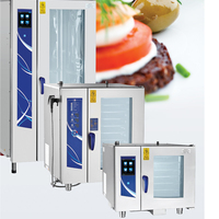 2015 Hot Sale Multi-function Commercial Bakery Steam Electric Oven(CE)