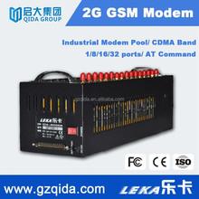 Qs161 q24plus modem wavecom modem with quad band of 850/900/1800/1900Mhz