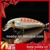 fishing lures hard minnow saltwater plastic lure body NOEBY