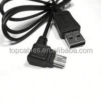 new style fabric textile micro usb cable