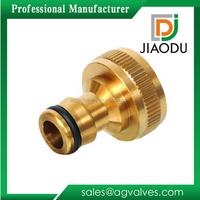 JD-1943 Brass Hose Barb Fitting Adapter