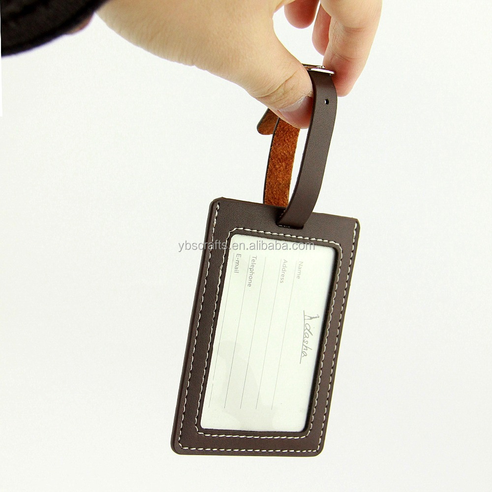 Wedding Favor Luggage Tags Leather : Leather Luggage Tag Labels /personalized Luggage Tags Wedding Favors ...
