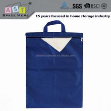 Wholesale Large 100%polyester mesh laundry wash bag laundry bag with handle