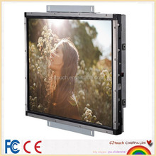 Touch monitor 17 , full hd 17 inch lcd monitor , elo touch controller for smart home