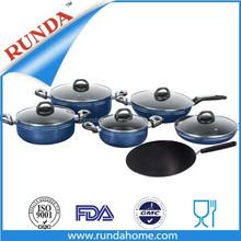11pcs cookware set