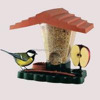 Garden Feeder Decorated Pets Bird House