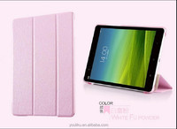 2014 Crystal back tablet cover 7 inch for Samsung Galaxy tab4 7.0 T230 cases for tablets leather flip case