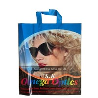 2015 cheap custom shopping plastic bags for clothes packaging design your own plastic bag, plastic carry bag design