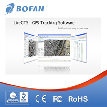 License for gps tracker for powerful tracking platform,buy real time gps tracking software platform from Bofan
