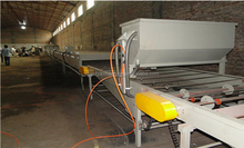 New Type Stone coated metal roof tile machine,suppliers of stone coated roofing tiles machines