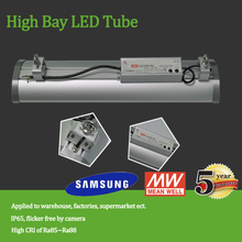 Waterproof And Impact Resistance New Style Led High Bay Tube For Steel Plant
