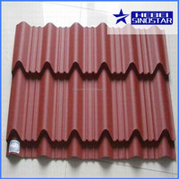 Pre-painted Glvanized Steel Sheet /Corrugated Roofing Sheet/Plate with good quality made in China