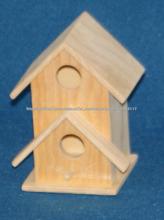 Nueva casa para pájaros de madera a medida