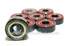 Aoxiang new precision deep groove ball bearing 6001zz