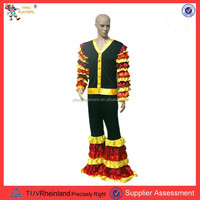 spainish dance costumes for man halloween costume party costume PGMC-2773