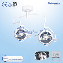 Double head Cold Light Halogen Operating Room Halogen Medical Lamp