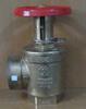 brass fire hose nozzle