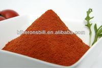Natural spray dried tomato powder