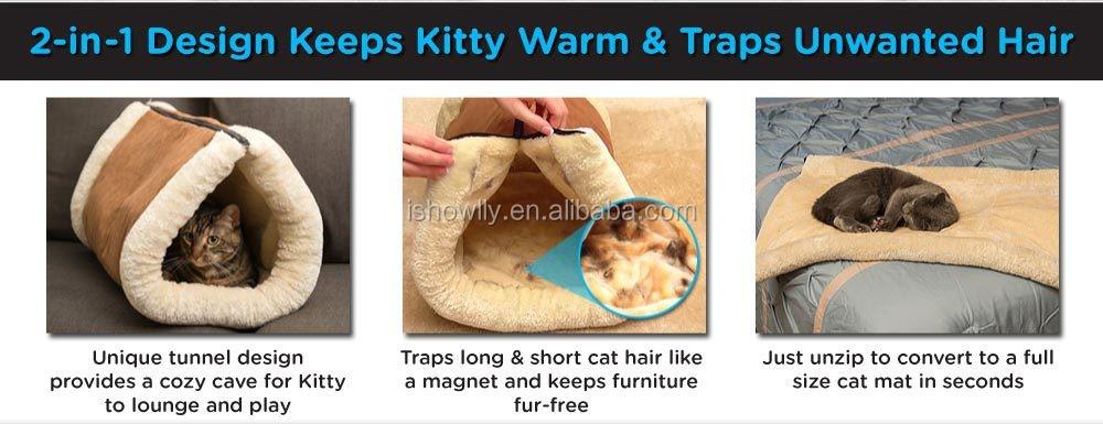 Лежанка для кота как сшить