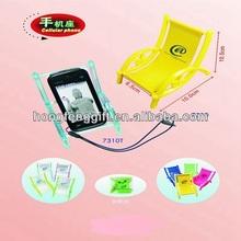 Magic Multiple Novelty plastic handset seat, mobile phone holder