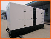 250kva silent diesel genset powered by Perkins engine 1506A-E87TAG6