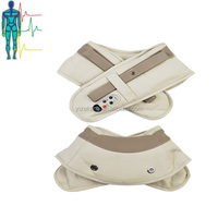 Electric neck massager belt with vibration motor