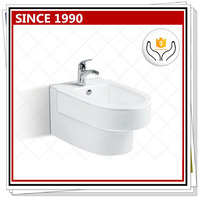 5008 Popular Design Bathroom Ceramic WC nais bidet