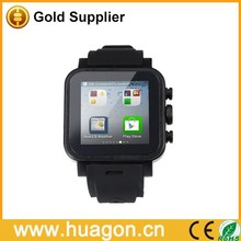 New Product Unbranded Smart Bluetooth 3G Watch Phone Waterproof 3MP Camera A8 android