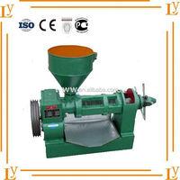 6YL manufacturer supplying coconut screw oil press machine