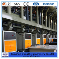 Latest High Frequency Silver Gold Copper Zinc Plating Rectifier