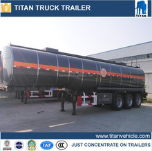 Heated Asphat /Bitumen / Pitch Tank Trailer sales