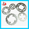 220mm 240mm 260mm 280mm 300mm ATV motorcycle brake disc Motorcycle disc brake rotor factory
